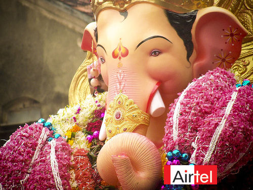 Airtel Customers Can Now Listen To Live Siddhivinyak Aarti