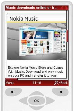 NOKIA INDIA LAUNCHES MUSIC STORE WITH 3 MILLION TARCKS