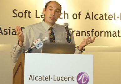 ALCATEL-LUCENT LAUNCHES IP TRANSFORMATION CENTER IN CHENNAI