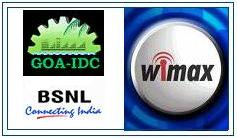 BSNL Expands WIMAX service in GOA