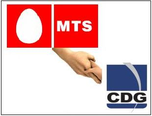 MTS INDIA JOINS THE CDG
