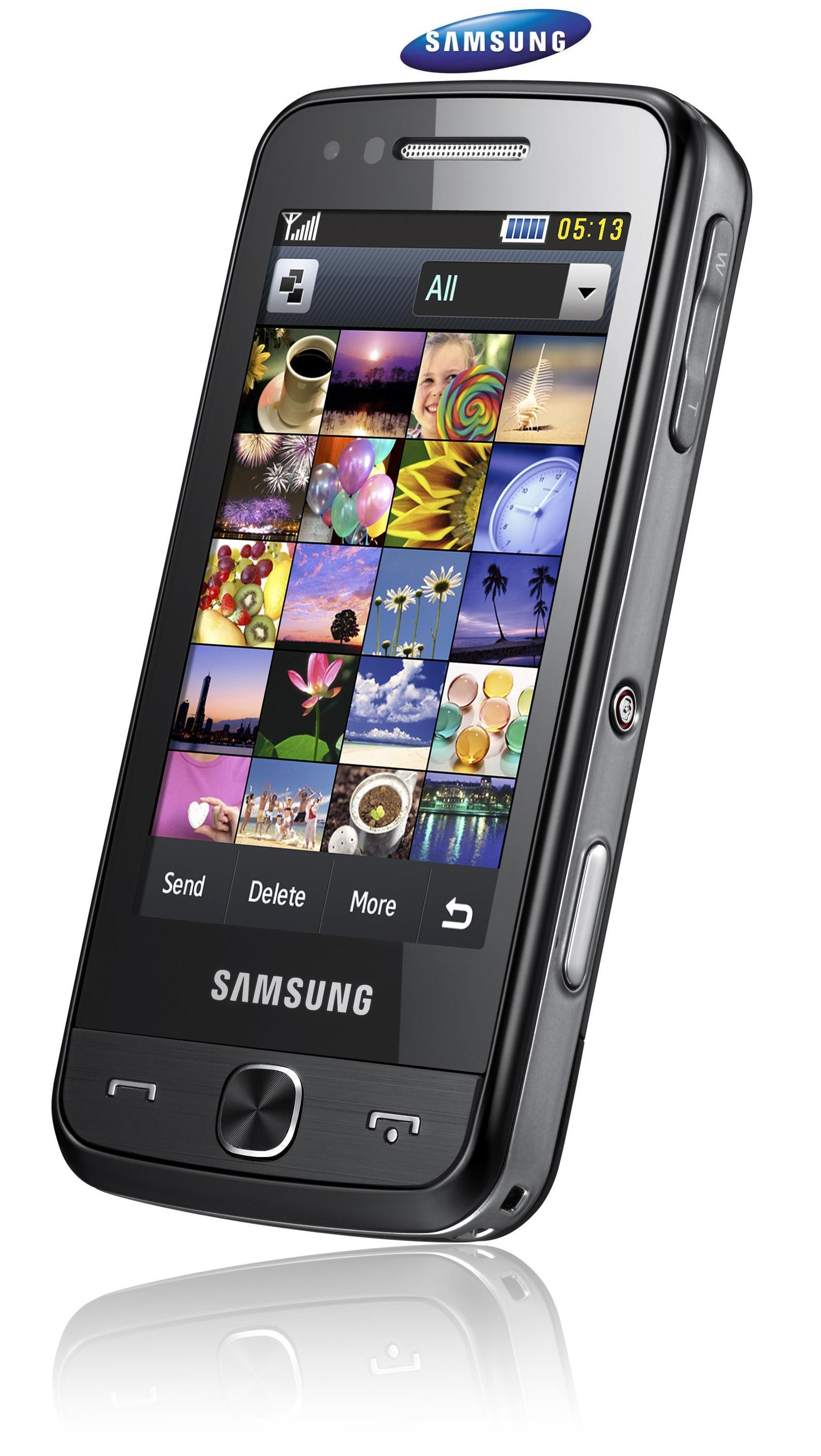 SAMSUNG LAUNCHES WORLD'S FIRST 12MP CAMERA PHONE IN INDIA