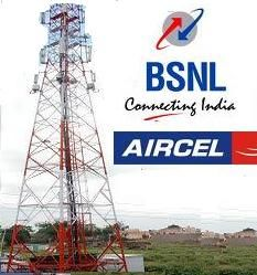 Aircel Signs Infrastructure Sharing Deal With BSNL