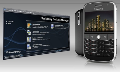RIM Rolls Out Blackberry Desktop Manager For Mac Users