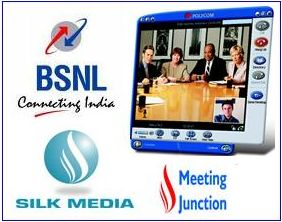BSNL launches single tariff Audio and PC conferencing service-Meeting Junction