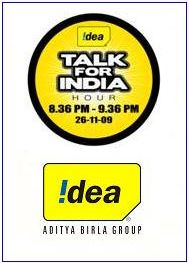 Support IDEA Cellulars Talk For India Campaign