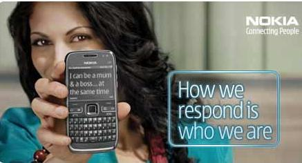 Nokia E72 - First Look & Chance to Pre-Book