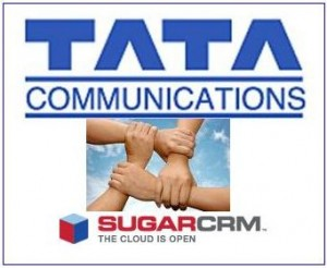 Tata Communications Partners with SugarCRM to-Provide-Customer-Relationship-Management