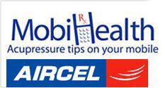 Aircel Comes With Acupressure Tips On Mobile