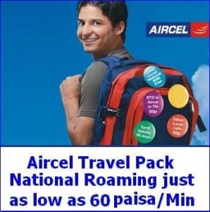 Aircel Cuts Roaming Charges By Over 50 percent
