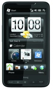 HTC HD2 Windows Mobile Phone Now In India