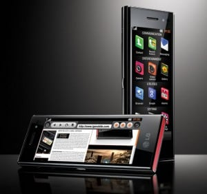 LG Launches Chocolate BL40 3G Mobile Phone In India
