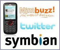 Nimbuzz Introduces a Twitter Client with Symbian
