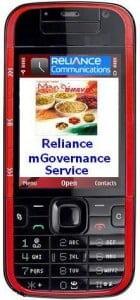 Reliance Communications To Offer mGovernance in Maharashtra and Kerala
