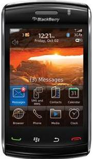 Research In Motion To Launch BlackBerry Storm 2 In India