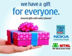 MTNL Offers Free Internet Bundled With Nokia 3G Mobile Phones