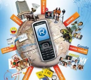 Reliance Communications Introduces 'Socially' On Rworld