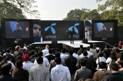 Uninor To Launch Mobile Services in Maharashtra Goa