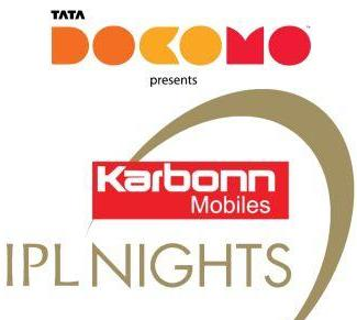 Tata Docomo Simplified Party With IPL Stars Contest