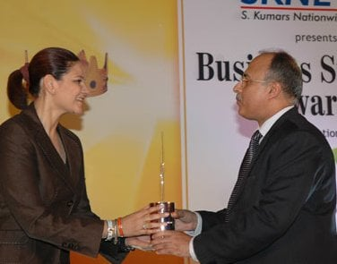 Tata Teleservices Limited Wins Business Standard's 'Most Innovative Organization of the Year' Award