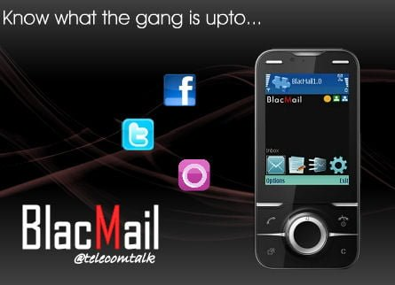 Convert Your Phone To Smartphone With BlacMail