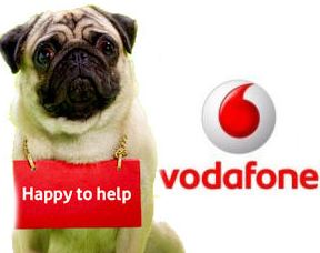 Now Call Vodafone Customer Care At 50p/3min