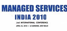 2nd Managed Services India 2010