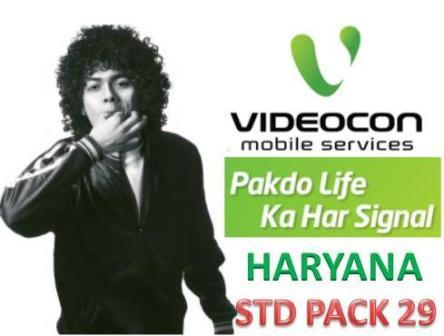"""Videocon Launches """"STD Pack 29"""" For Haryana"""