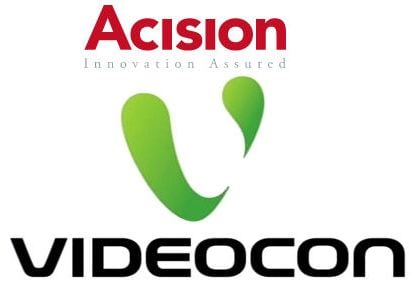Videocon Selects Acision To provide Mobile Data Services