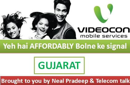Videocon Launches 2 New Calling Packs for Gujarat