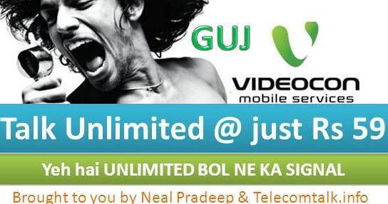 Videocon Launches Truly Unlimited At 59 In Gujarat