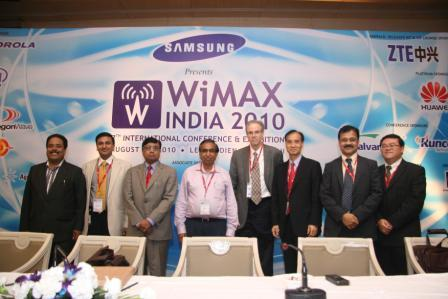 Sneak Peek Into WiMax India 2010 Conference