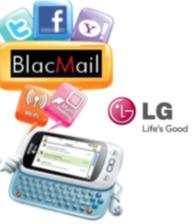LG Mobiles & BlacMail Join Hands To Provide Push Mail Service