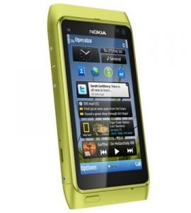 Nokia N8 Smartphone Problems Accepted By Nokia