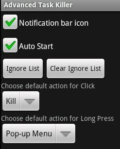 Android Apps Buzz: Advanced Task Killer