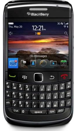 RIM Launches BlackBerry Bold 9780 In India