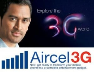 Aircel Launches 3G Mobile And Data Services in Bihar