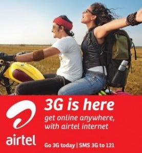 Airtel Launches International 3G Video Calling Services