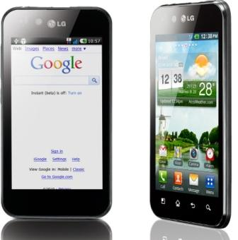 LG Introduces Optimus Black with Android 2.2