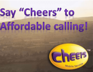 Cheers Mobile Spreads Affordable Talk Plans For Mumbai And Delhi