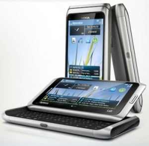 Nokia E7 Now in India Priced Rs.29999
