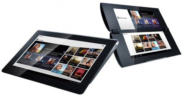 Sony Introduces Two New Tablets S1 and S2