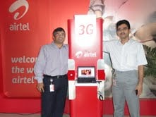 Airtel Launches 3G Service in Gujarat