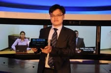 Huawei Launches Telepresence in India