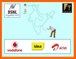 BSNL Cuts off Services to IDEA, Airtel and Vodafone, Ignores TRAI Directive