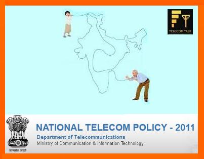 National Telecom Policy Approved: No Roaming Charges and Pan India MNP - One Nation - One Mobile Number