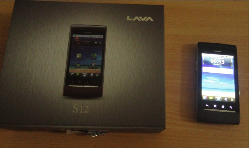 Handset Review: Lava S12 Android Smartphone