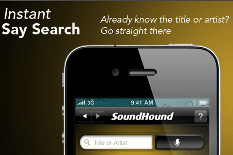 SoundHound To Tell You Which Song is Playing on Radio