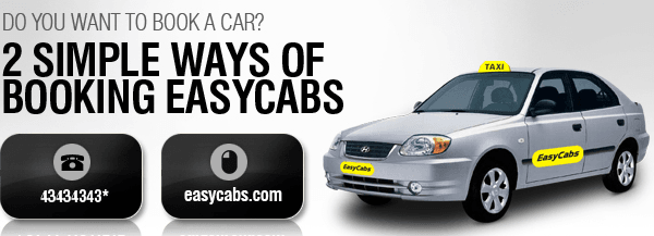 Easycabs Mobile App Will Now Offer Real-time Monitoring Of Booked Cabs