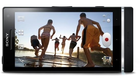 Sony Xperia S Smartphone Now in India